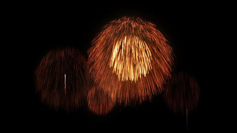 Fireworks Festival 2 B 4k Animation