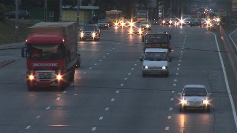 traffic 6 Footage