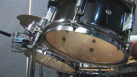 drums 6 Stock Video Footage