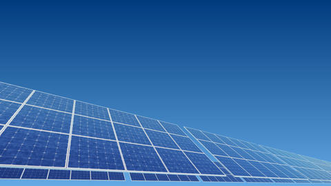 Solar Panel A2B HD Animation