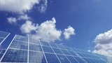 Solar Panel B2C HD stock footage
