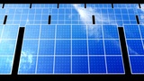 Solar Panel D2C HD stock footage