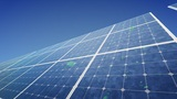 Solar Panel F2G HD stock footage