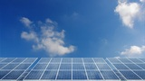 Solar Panel H2C HD stock footage