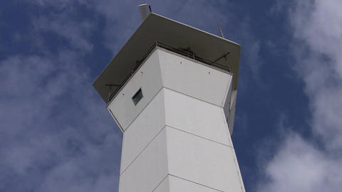 Lighthouse Point Cartwright Stock Video Footage