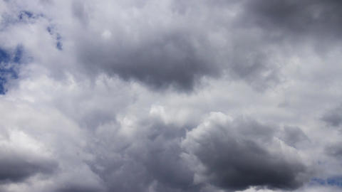 Clouds Timelapse 06 Stock Video Footage