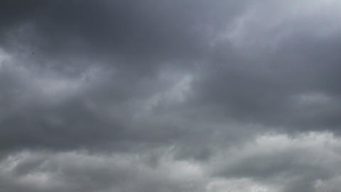 Clouds Timelapse 08 Stock Video Footage