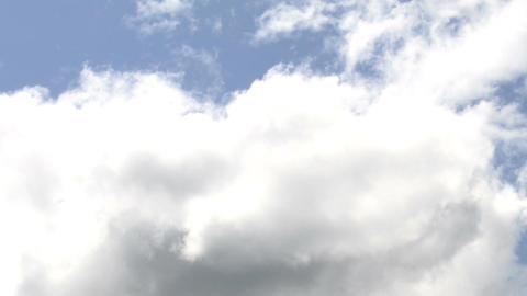 Clouds Timelapse 10 Footage