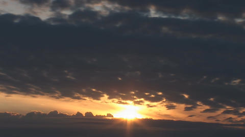 sunrise 3 Stock Video Footage