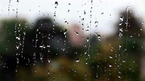 rain 1 Stock Video Footage