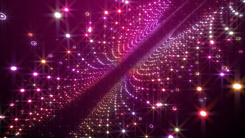 Disco Tunnel F1BC1 HD Animation