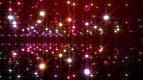 Disco Tunnel F1LA1 HD Animation