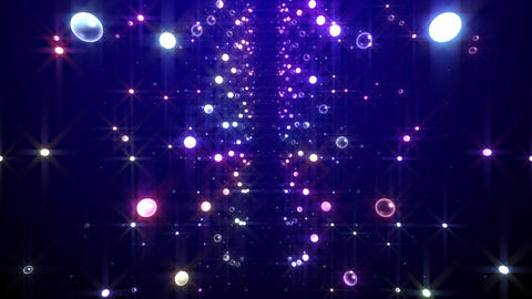 Disco Tunnel F1LB1 HD Animation