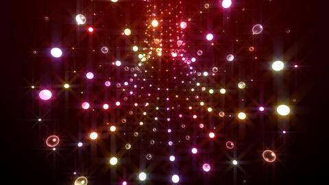 Disco Tunnel C1LB1 HD Stock Video Footage