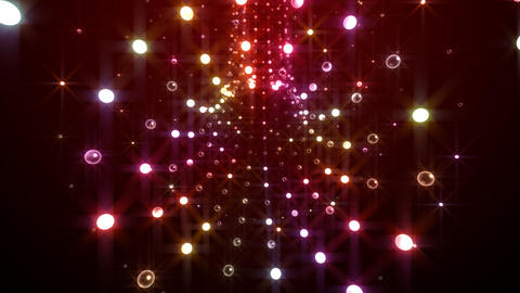 Disco Tunnel C1LB1 HD Animation