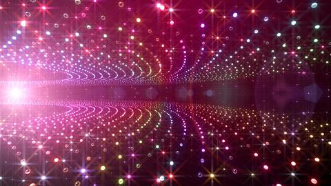 Disco Tunnel F1BA1 HD Animation