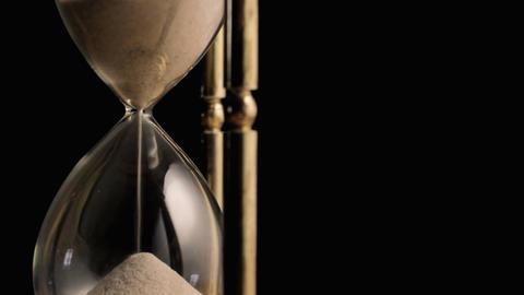 Hourglass rotating Footage