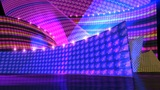 DJ Disco Stage HD Special Time Extend stock footage