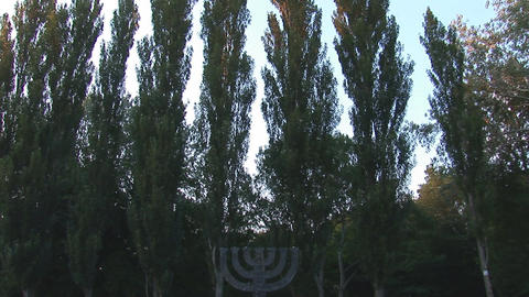 menorah m 2 Stock Video Footage