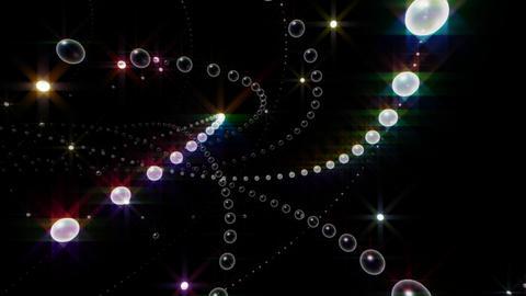 Disco Tunnel S2LA2 HD Stock Video Footage