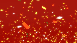 Confetti Paper Background 0