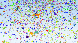Confetti Paper Background 2
