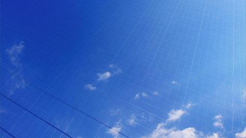 solar Panel He3 HD Stock Video Footage