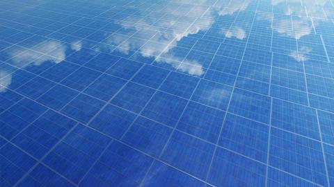 solar Panel Hf2 HD Stock Video Footage