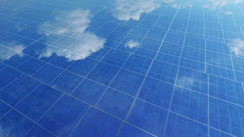 solar Panel Hf2 HD Animation