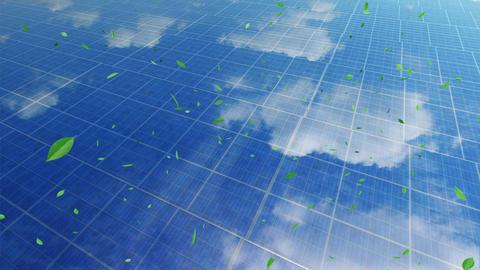solar Panel Hf4 HD Animation