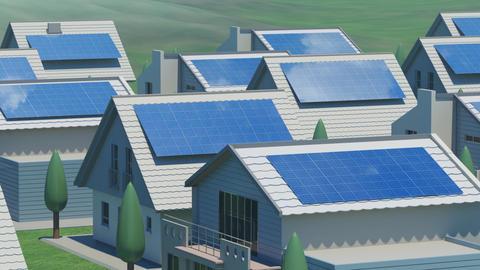 solar Panel Ja2 HD Stock Video Footage