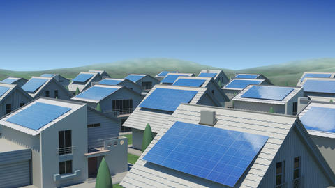 solar Panel Jb2 D1 Wide Animation