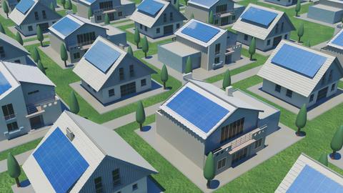solar Panel Jc2 HD Animation