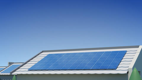 solar Panel Jee3 HD Animation