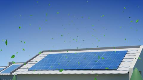 solar Panel Jee5 HD Animation