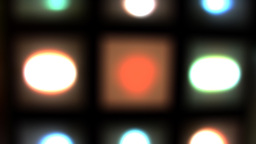 color lights 3 Stock Video Footage