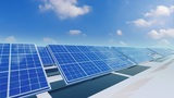 Solar Panel Ca3 HD stock footage
