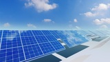 Solar Panel Ca5 HD stock footage