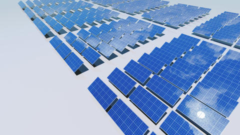 Solar Panel Cc2 HD Animation