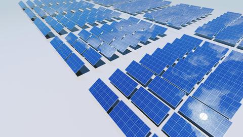 Solar Panel Cc2 HD CG動画