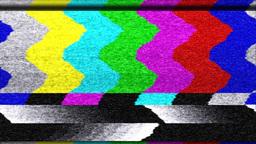 TV Noise 0104 HD-NTSC-PAL Stock Video Footage