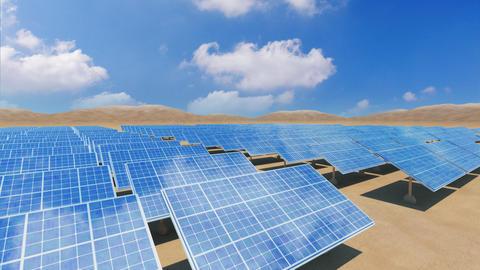 Solar Panel Sa4 HD Stock Video Footage