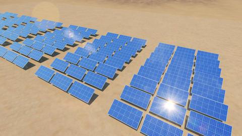 Solar Panel Sd3 HD Stock Video Footage