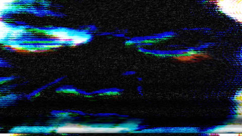 TV Noise 0206 HD-NTSC-PAL Stock Video Footage
