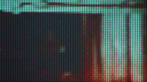 TV Noise 0305 HD-NTSC-PAL Stock Video Footage