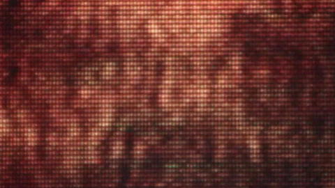TV Noise 0307 HD-NTSC-PAL Stock Video Footage