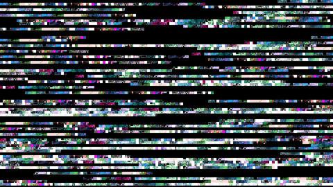 TV Noise 0402 HD-NTSC-PAL Stock Video Footage