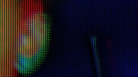 TV Noise 0406 HD-NTSC-PAL Stock Video Footage