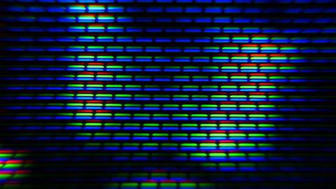TV Noise 0408 HD-NTSC-PAL Stock Video Footage
