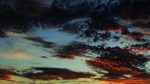 Cloud FX0201 HD-NTSC-PAL Stock Video Footage